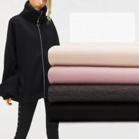 Wholesale Heavy Memory Foam 70% Polyester 30% Cotton 4 Way Stretch Fabric For Hoodies Coat from china suppliers