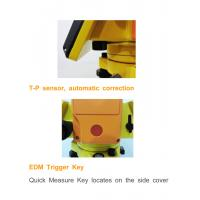 """Wholesale GTS 340 1"""" / 2"""" / 5"""" serial prismless 600m/1000m total station for survey and construction from china suppliers"""