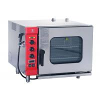 China Indoor Commercial Baking Ovens , Electric Commercial Combi Oven With Boiler on sale