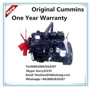 China Dongfeng Cummins 4BTA3.9 diesel engine 125hp 4 stroke 4 cylinder engine for sale on sale