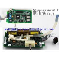 PN 0670-00-0798-01-C Medical Equipment Accessories NIBP Board Datascope Passport2 Mindray Patient Monitor