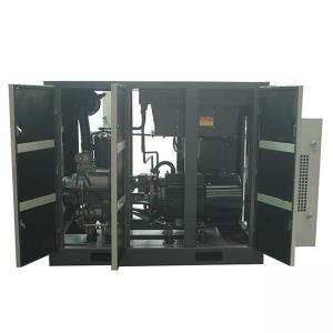50hp 37kw Big Industrial Screw Compressor , Frequency Conversion Industrial Air Compressor Rental