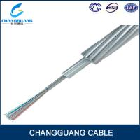 Optical Power Cable : Single mode aerial opgw core fiber optic power cable
