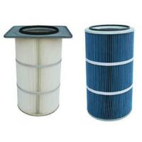 Wholesale Spun Bonded Polyester Air Filter Cartridge from china suppliers