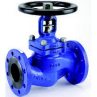 Quality TPF304L CF8M BODY Bellow Globe Valve TRIM , Gear Operated Globe Valve for sale