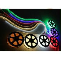 Wholesale RGB Driverless High Voltage LED Strip Light , RoHS Full Color Changing LED Strip from china suppliers