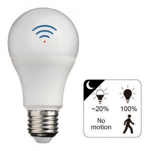 China WW Outdoor Motion Sensor Light Bulb , Exterior Motion Sensor Light Bulbs on sale