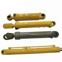 China Heavy Duty Double Acting Hydraulic Cylinder for Railway Machinery Precision on sale