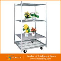 Wholesale Factory Price Wire Mesh Flower Cart from china suppliers