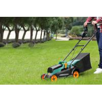 Buy cheap 40V LI-ION Battery Grass Cutting Machine / 32cm Recharge Electric Lawn Mower from wholesalers