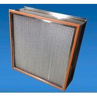 Wholesale 99.99% High Efficiency Particulate Air Hepa Filter H13 H14 For Spray Booth from china suppliers