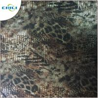 Wholesale Professional Fashion PVC Leather Fabric Breathable Various Colors Home Textile from china suppliers