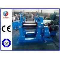 Wholesale Long Service Life Rubber Processing Equipment 1200mm Roller Working Length from china suppliers