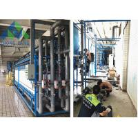 Wholesale Stainless Steel Frame Salt Water Treatment Plant 98% Rejection Rate from china suppliers