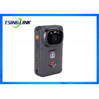 Buy cheap 4G Wireless Body Worn Camera For Police Law Enforcement Security Guard from wholesalers