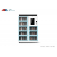 Wholesale Library 24 Hours Smart Book Cabinet UHF RFID Removable from china suppliers