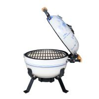 Wholesale Small portable grill smokeless yakitori grill barbeque Ceramic  grill from china suppliers