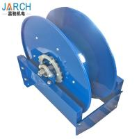 Buy cheap Portable Retractable Hose Reel High Volume Air Water Diesel Fuel Delivery from wholesalers