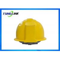 Wholesale Realtime HD CCTV Video Transmission 4G Intelligent Safety Helmet from china suppliers