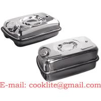 Wholesale Stainless Steel Jerry Can / Gas Can / Oil Drum (5L/10L) from china suppliers