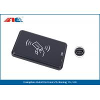 Wholesale Small Type Contactless RFID Reader Writer, High Frequency USB Reader Writer from china suppliers
