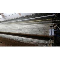 Wholesale Soft Kenaf Natural Curtain Fabric , Good Permeability Curtain Material from china suppliers