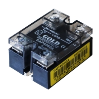 Wholesale High Current 240v 100 Amp Single Phase SSR from china suppliers
