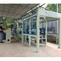 Buy cheap QTY3-18 Most Popular Concrete Paving Brick Block Making Machine Price List In from wholesalers
