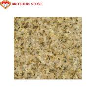 Wholesale Natural Stone Flamed Granite Stone G682 Yellow Sand Granite Strong Stain Resistance from china suppliers