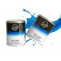 Wholesale Assorted Metallic Color 1K Car Paint Water Resistance Acrylic Resin Material from china suppliers