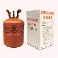 Wholesale R404a HFC - 125, HFC - 143a R404a Refrigerant non-ozone depleting replacement for R-502 from china suppliers