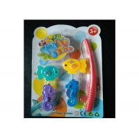 Wholesale Kids Magnetic Fishing Game Set With Adorable Sea Horses And Fishing Rod from china suppliers