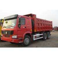 China Sinotruk Howo Heavy Duty Truck 20 Tons 371HP 6x4 Front Lifting Dump Truck For Mining on sale