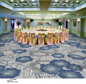 China Indian Style PVC Carpet Flooring / Plastic Floor Covering Carpet Cut Pile on sale