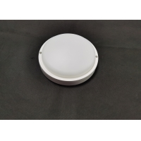 China 18W Round Pc Cover Small Finsh Matt LED Moisture Proof Lamp For Bathroom on sale