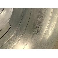 Wholesale Custom 508mm Dry or Oiled SGCE DDQ Hot Dip Galvanized Steel Strip from china suppliers