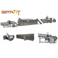 Wholesale Stable Performance Snack Food Extruder Machine / Puff Stuffing Machine from china suppliers