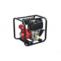 China 4 Stroke Diesel Water Pump , TW170 WP20H 5. 5HP High 2 Inch Water Pump on sale