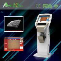 CE approved multifunctional skin analyzer machine for skin sensitiveness and age test