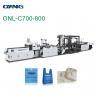 Buy cheap High Speed 70-150pcs/min Non Woven T shirt Bag Flat Bag Making Machine from wholesalers