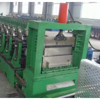 1.0mm - 3.0mm Thick Cable Tray Plank Roll Forming Machine / Cable Tray Making Machine