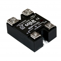 Wholesale High Voltage 5-30mA Control 12-110VDC SSR Relay from china suppliers