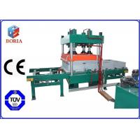Wholesale Four Cavities Pneumatic Vulcanizing Machine Electric Heating For Rubber Tile from china suppliers