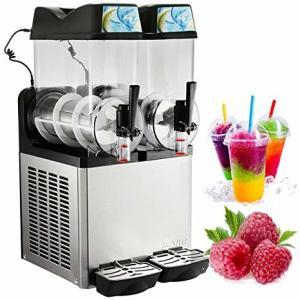 Buy cheap Automatic Snow Margarita Slush Freezer Machine 12 Liter Beverage Mixing Machine from wholesalers