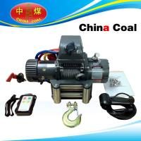 Wholesale 12V electric self recovery winch from china suppliers