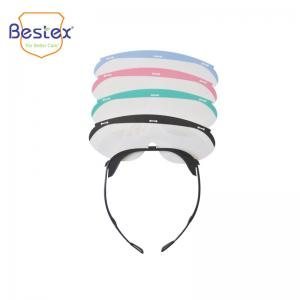 """Wholesale Ce Certificated Double Anti-Fog Clip on Medical Hospital 2.76"""" Disposable Side Shields For Glasses from china suppliers"""