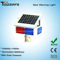 Wholesale LED Flashing Solar Road Warning Light (TP-BS-2M2) from china suppliers