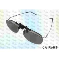 Quality Anti-scratch Circular polarized 3D Video Eyewear glasses for sale