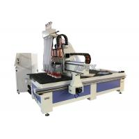 Wholesale Multi Spindles Computerized Desktop CNC Router Machine With Pneumatic Auto Tool Changer from china suppliers