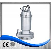 Home Stainless Steel Submersible Pump Garden Irrigation High Efficiency